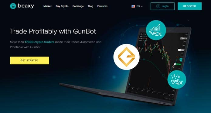 beaxy exchange review